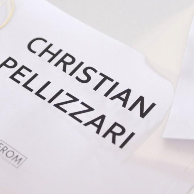 Christian Pellizzari Fall/Winter Backstage & VIP