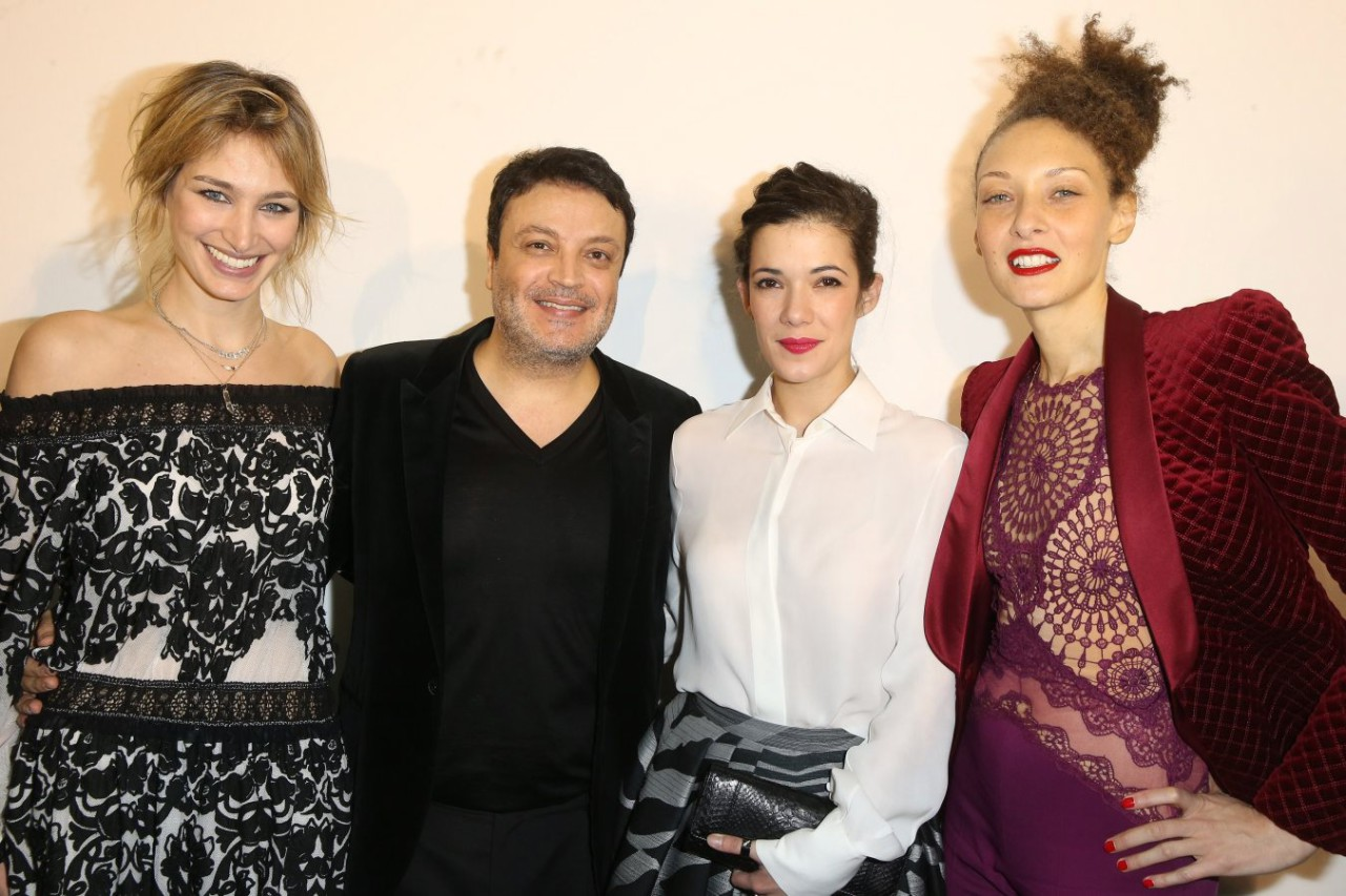 Zuhair Murad Spring/Summer 2015 Celebrity Guests