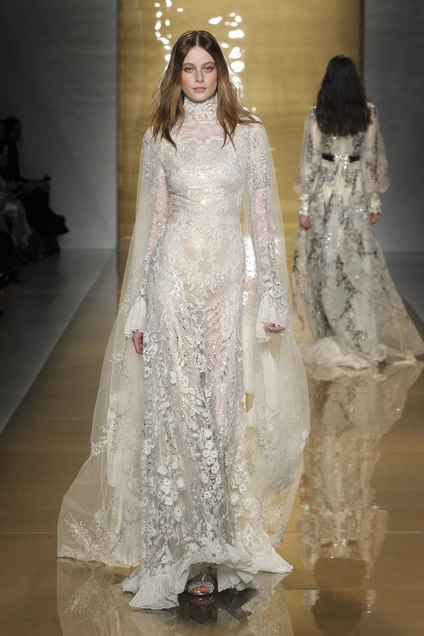 Reem Acra Fall/Winter 2015-16