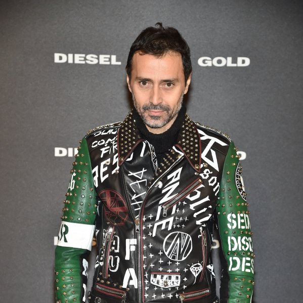 Diesel Black Gold Fall/Winter 2015 Celebrity Guests