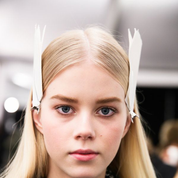 Hair & Makeup at Tommy Hilfiger Fall/Winter 2015-16