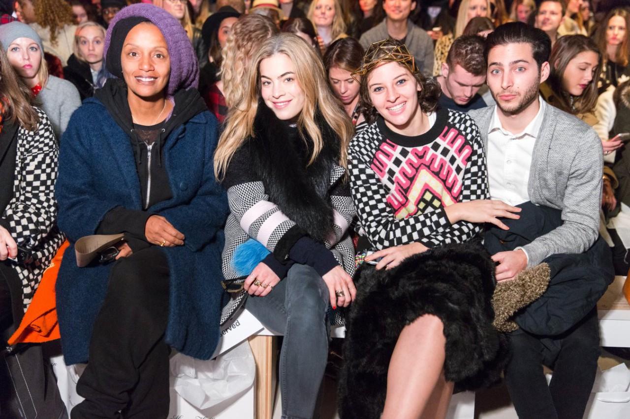 Mara Hoffman Fall/Winter 2015-16 Front Row & Backstage