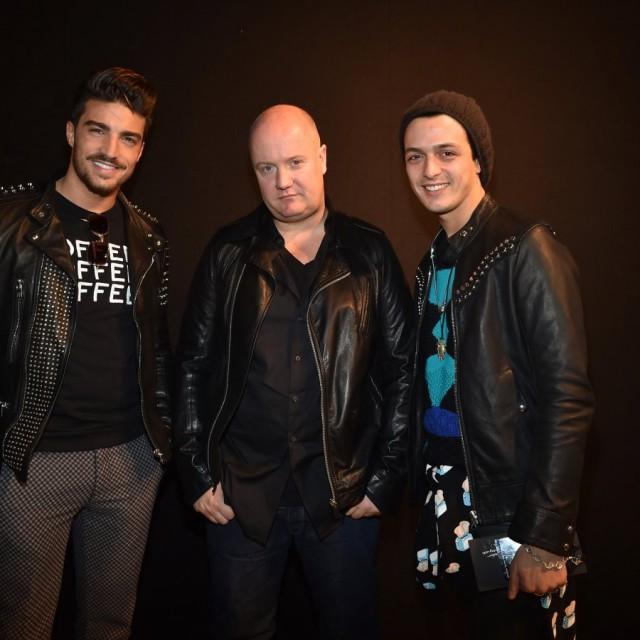 Diesel Black Gold Fall/Winter 2015 Celebrity Guests