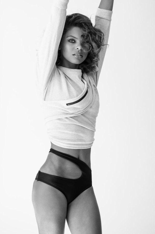 Priscilla Kabeya photo shoot by T. La'Niece