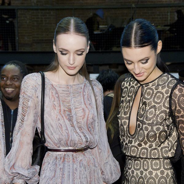ZIMMERMANN Fall/Winter 2015-16 Backstage & Front Row