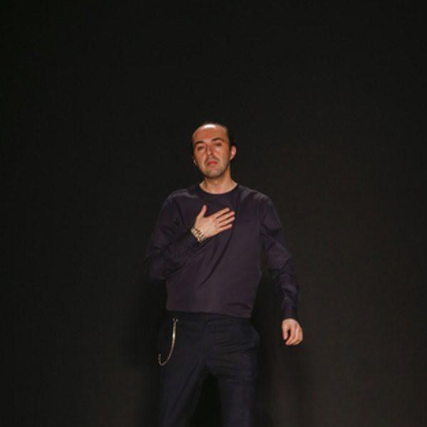 Francesco Sconamiglio Fall/Winter 2015