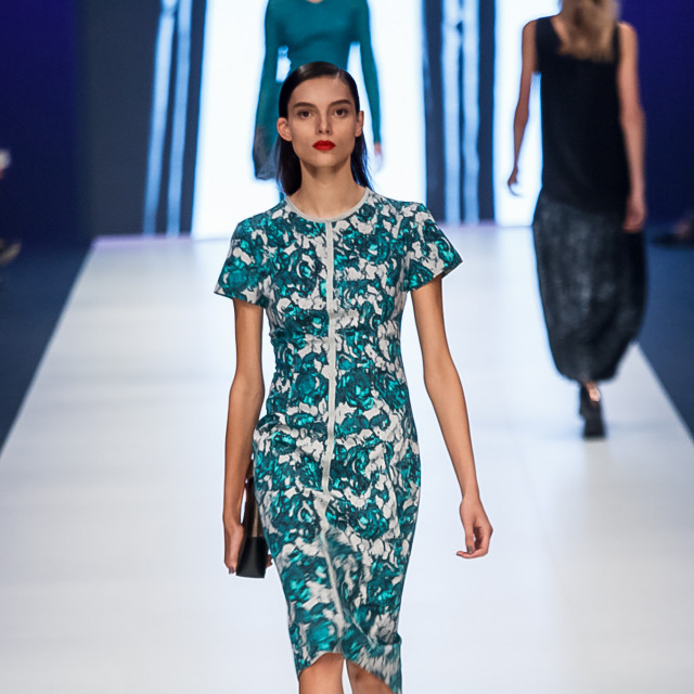 2015 Virgin Australia Melbourne Fashion Festival  Presented by ELLE Australia Supported by Rimmel at Priceline Pharmacy Fashion Label: Ginger/Smart Photographer: Audie de la Pena Editor: Ron Quinones