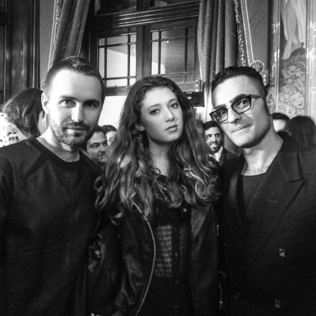 London Fashion Week AW15 by Adrenus Craton