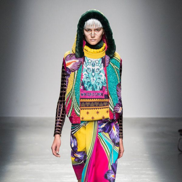 Manish Arora Fall/Winter 2015
