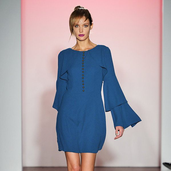 Nanette Lepore Fall/Winter 2015-16