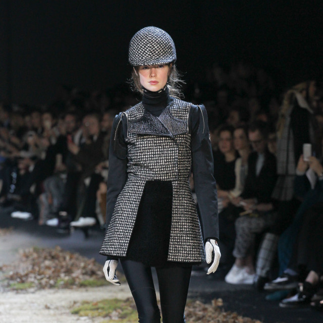 The Moncler Gamme Rouge Fall/Winter 2015