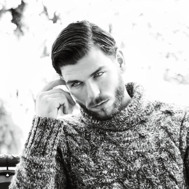 Model: Adi Lozancic