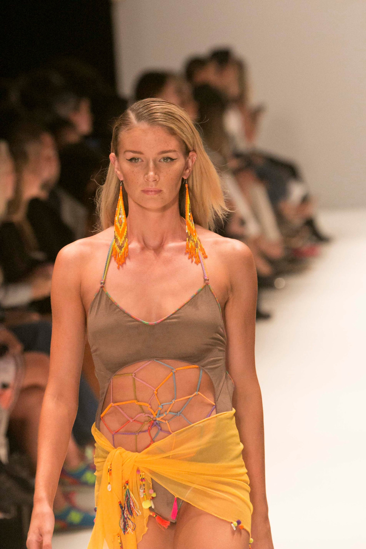 Blue Glue - Mercedes Benz Fashion Week AUSTRALIA 2015