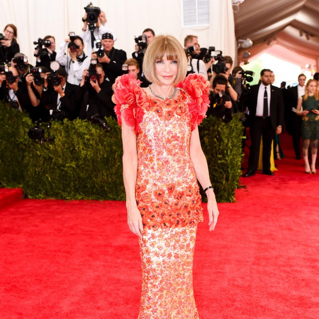 Met Gala 2015 Red Carpet