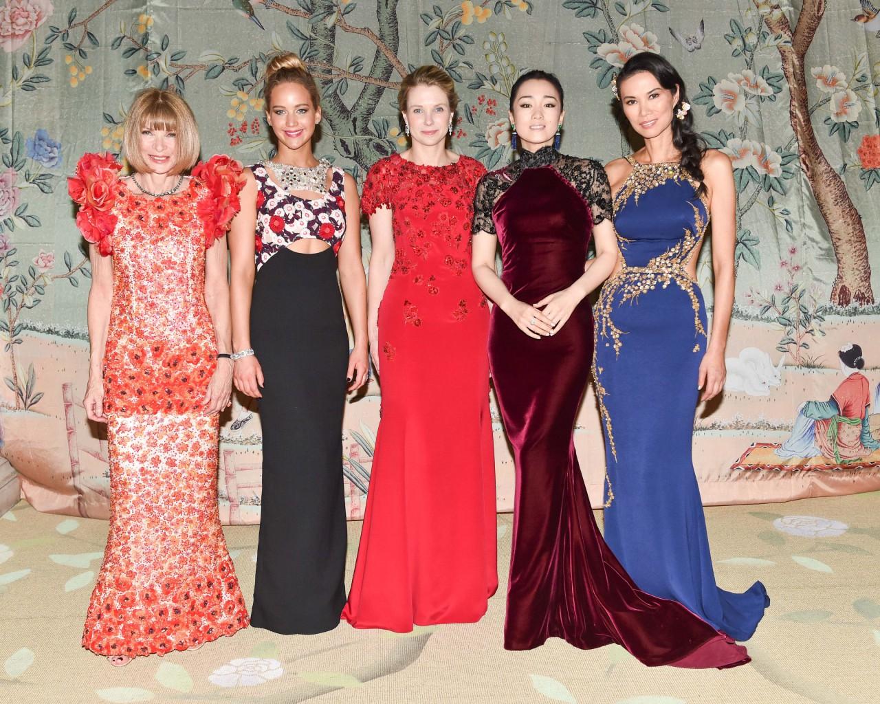 Met Gala 2015 Red Carpet