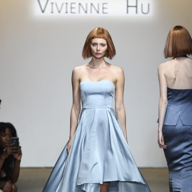 Vivienne Hu Spring/Summer 2017 New York Fashion Week Runway Show