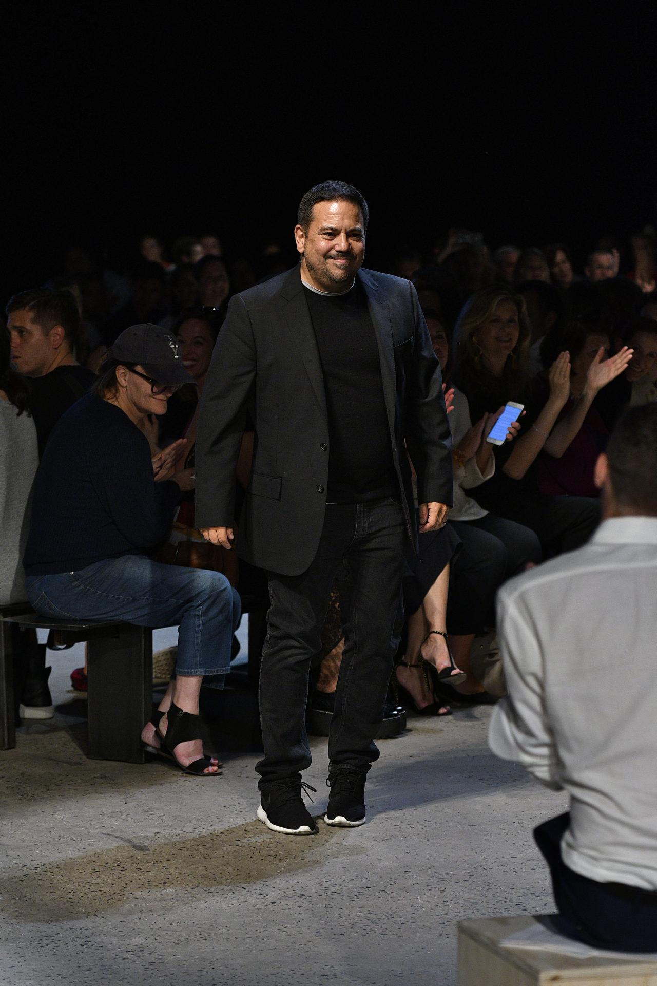Narciso Rodriguez New York RTW Spring Summer 2017 September 2016