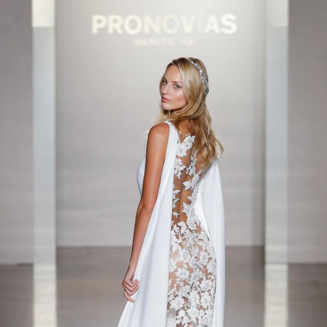 PRONOVIAS NY FASHION SHOW_Niara