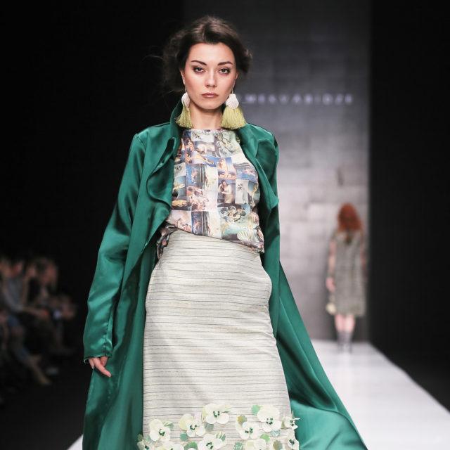 Mercedes Benz Fashion Week - Russia Season 32 FW/16-17 - Day Two