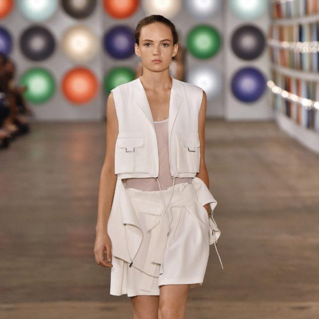 BOSS Womenswear Spring Summer 20177