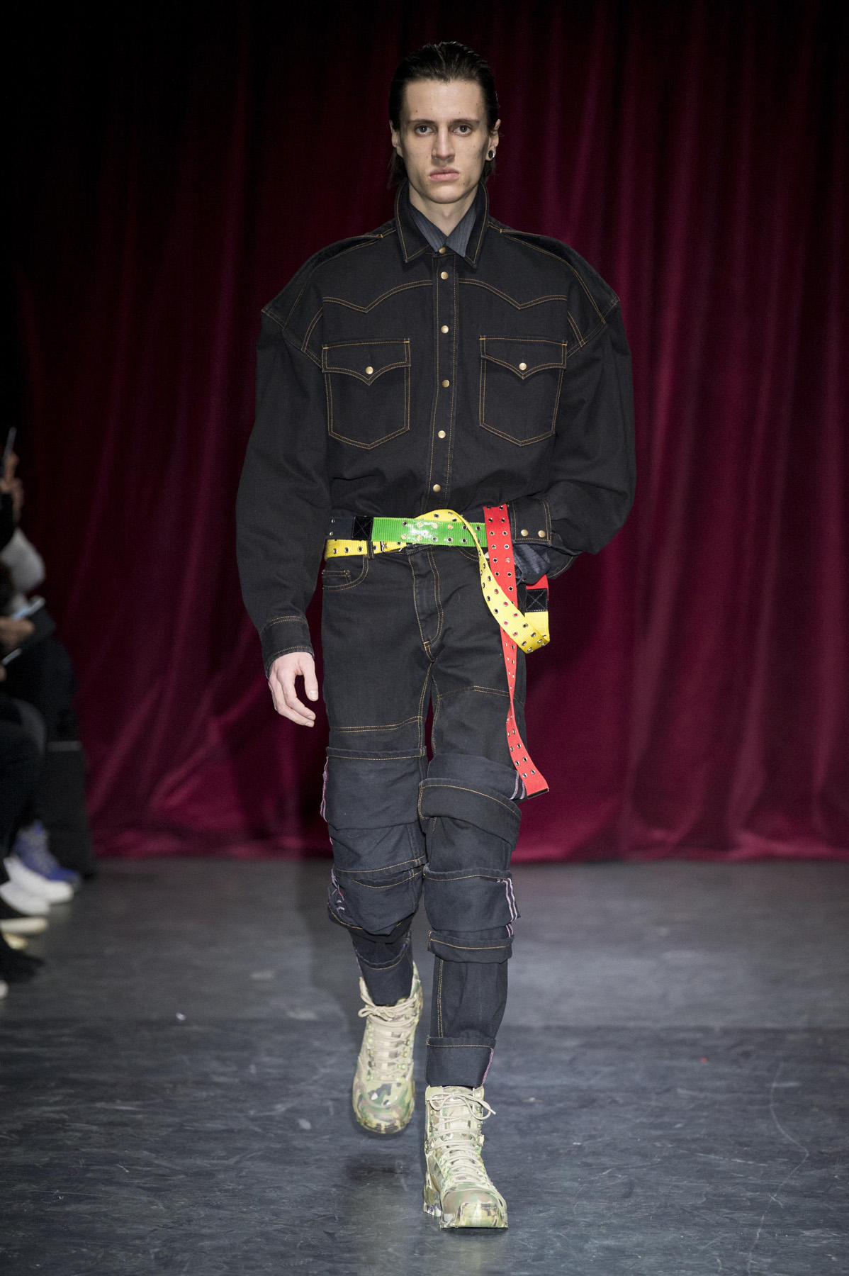 YPROJECT MEN AW17 14