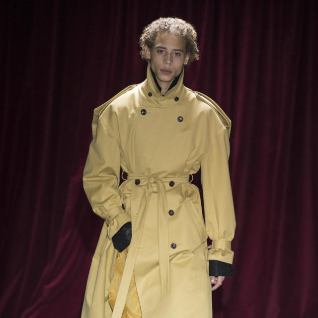 YPROJECT MEN AW17 17