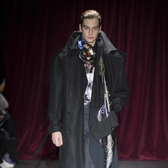 YPROJECT MEN AW17 19