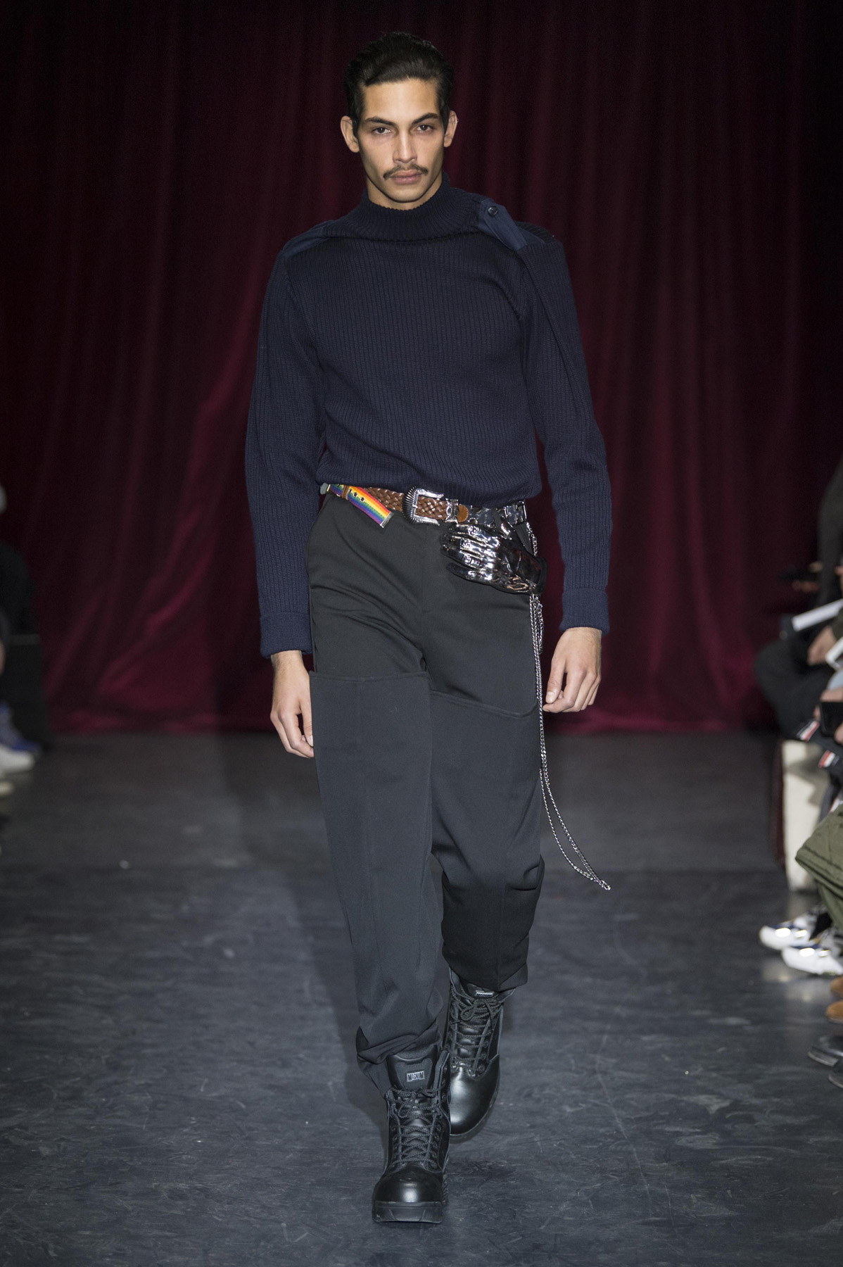 YPROJECT MEN AW17 21