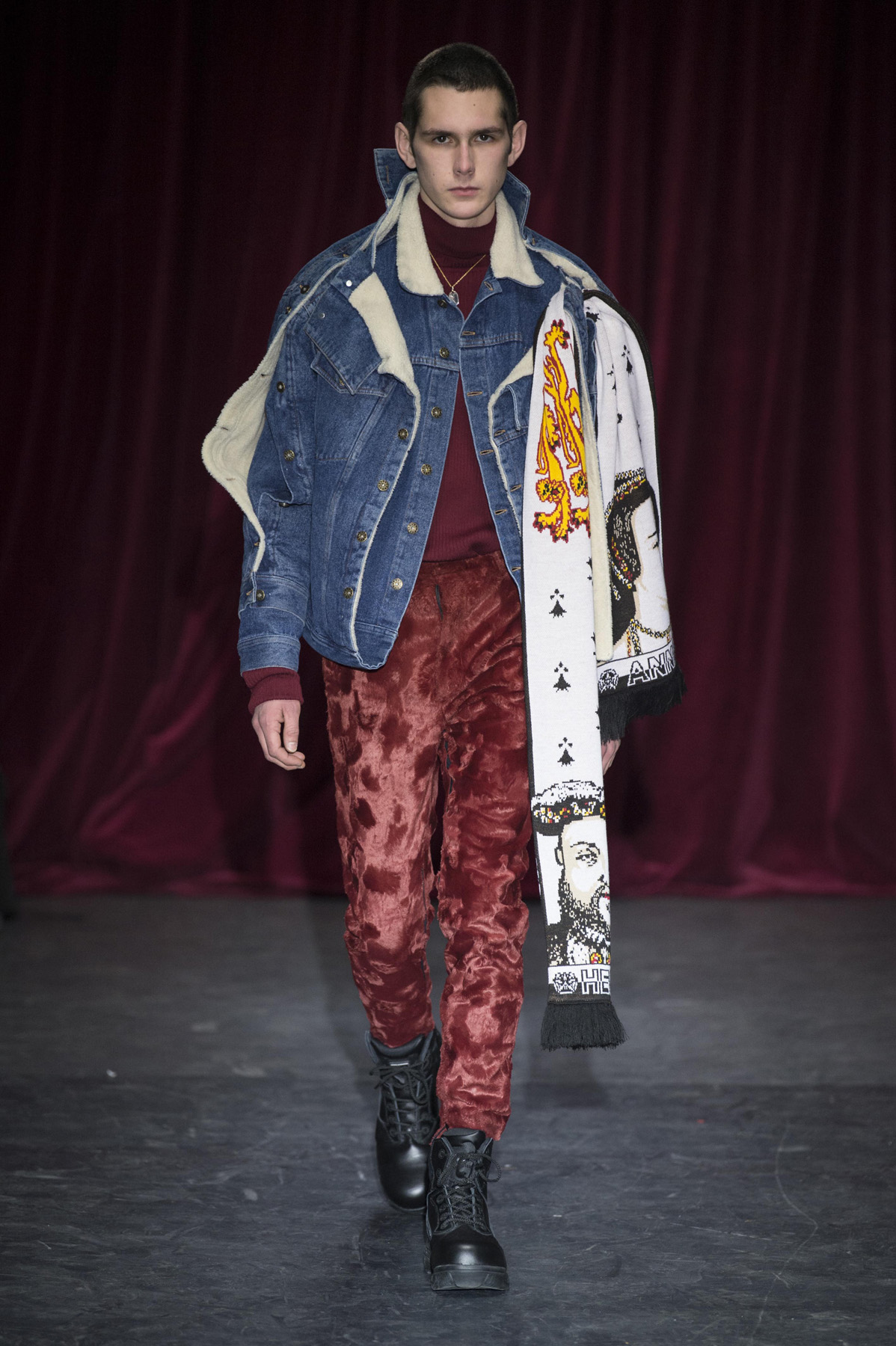 YPROJECT MEN AW17 24