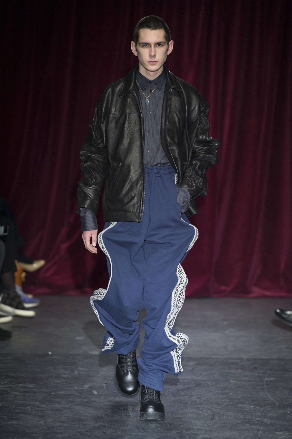 YPROJECT MEN AW17 5