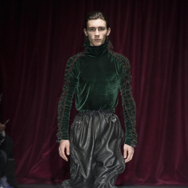 YPROJECT MEN AW17 8
