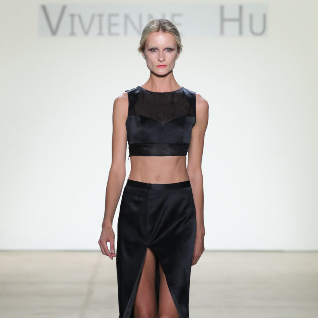 Vivienne Hu - Runway - Fall/Winter 2017 - New York Fashion Week: The Shows