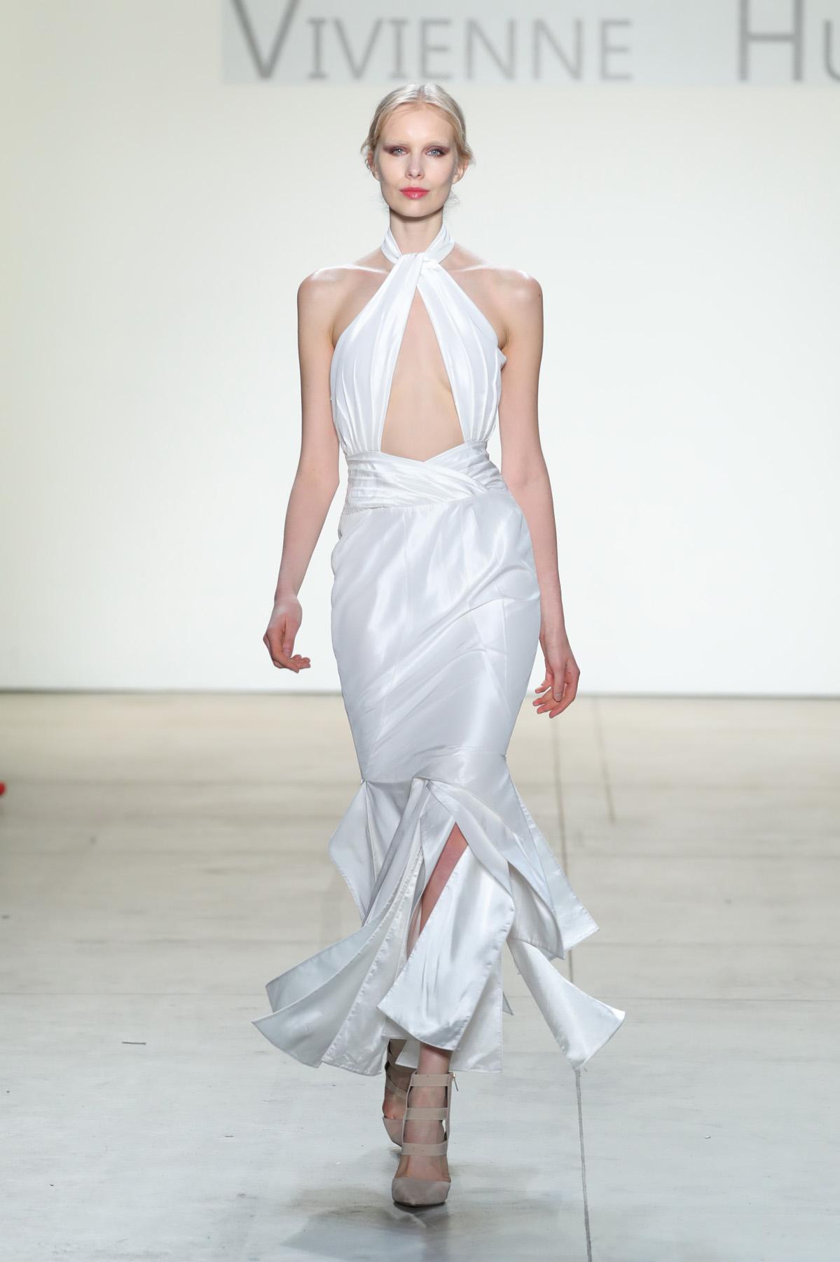 Vivienne Hu - Runway - Fall/Winter 2017 - New York Fashion Week: The Shows