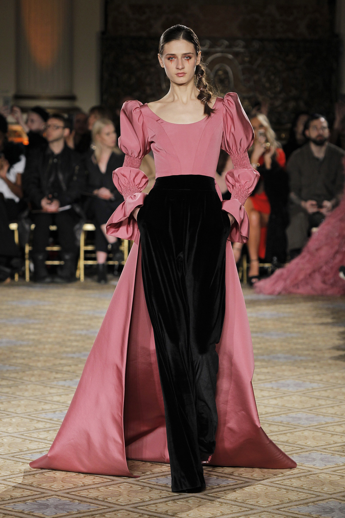 FW17 SIRIANO  NEW YORK FASHION WEEK