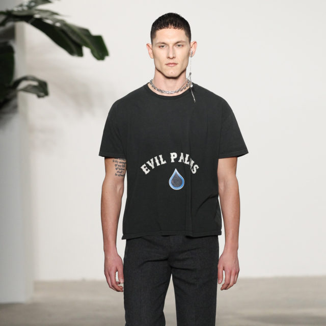 Palmiers du Mal - AW17 Look12