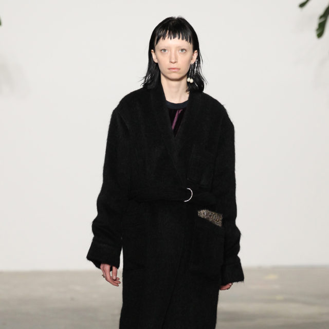 Palmiers du Mal - AW17 Look19