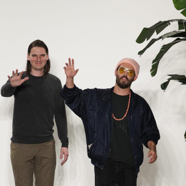 Palmiers du Mal - AW17 Shane Fonner & Brandon Capps