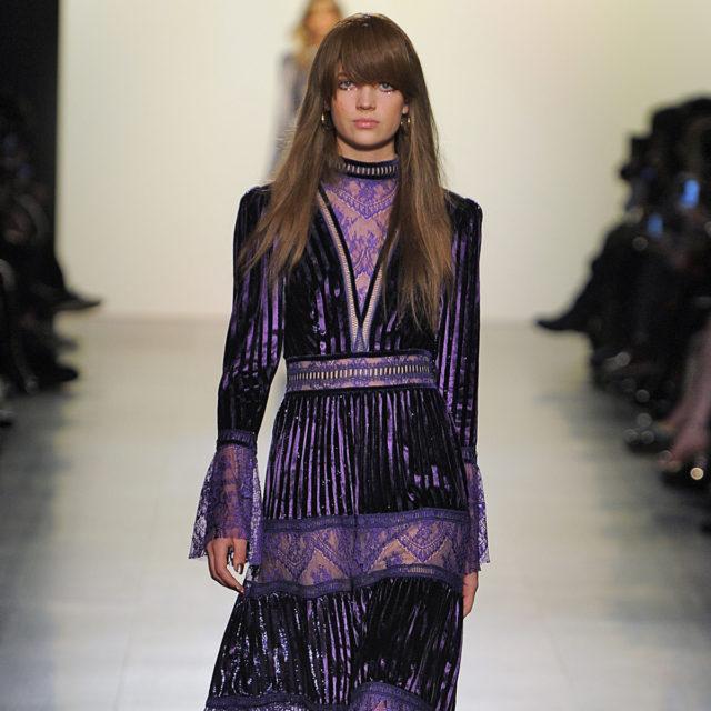 Tadashi Shoji New York Womenswear FW17 New York Feb 2017