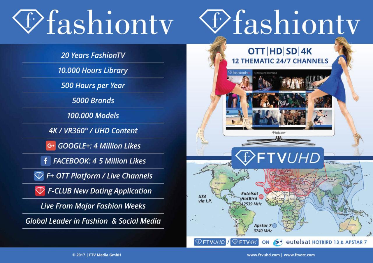 FashionTV - 20 Year Anniversary