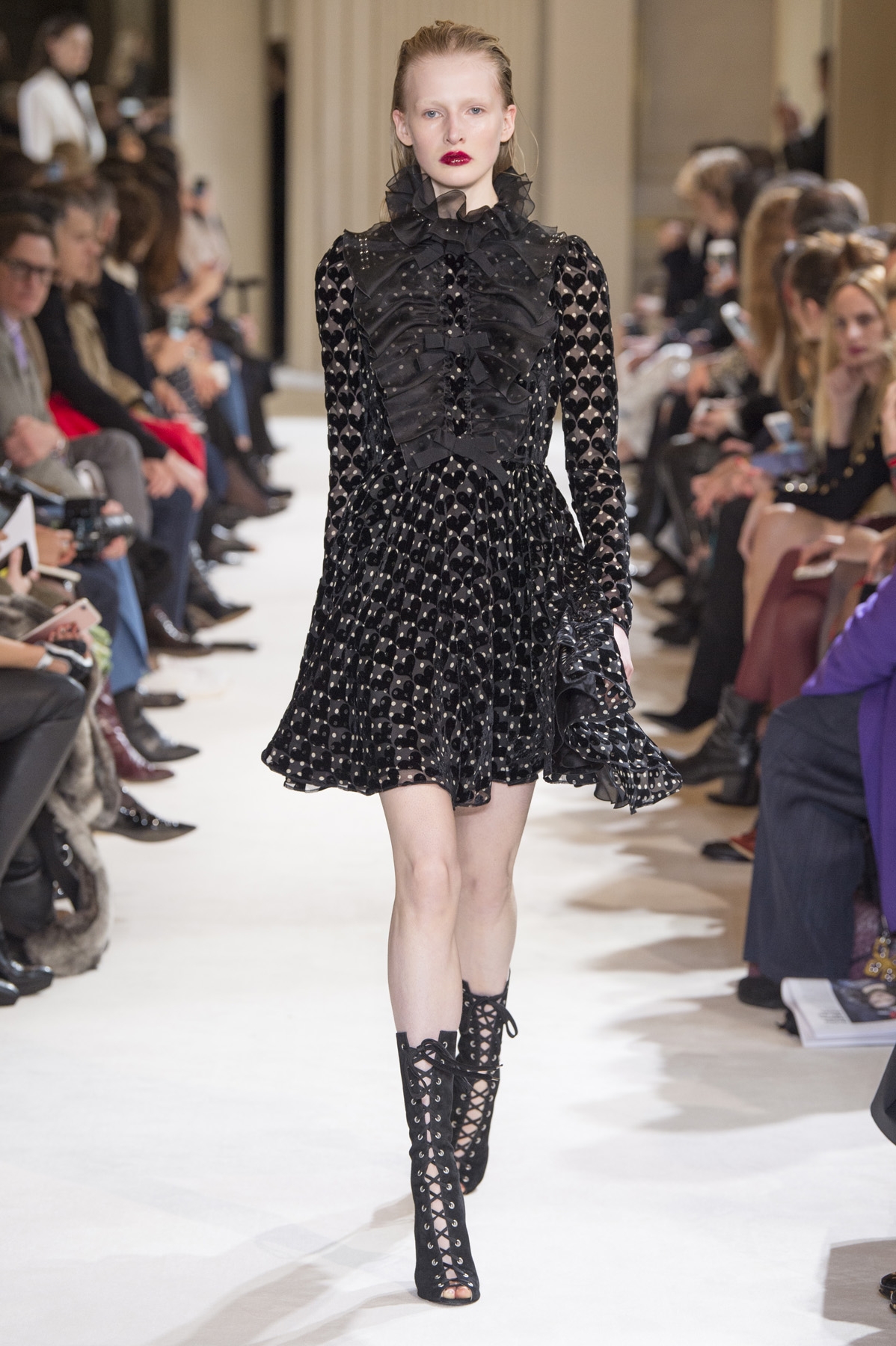 GIAMBATTISTA VALLI AW1718  - Look31
