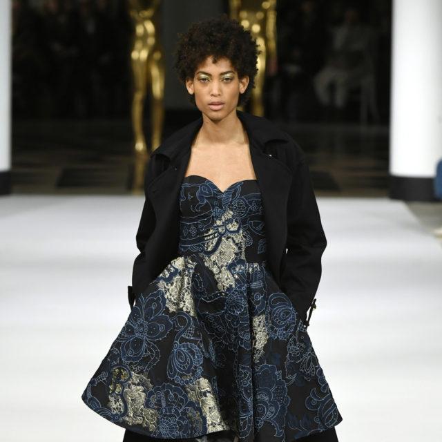 Look 33 Alexis Mabille A_H 17-18 par Dominique Maitre