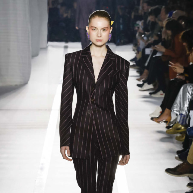 Mila Schon Fashion showReady to wear collection fall winter 2017