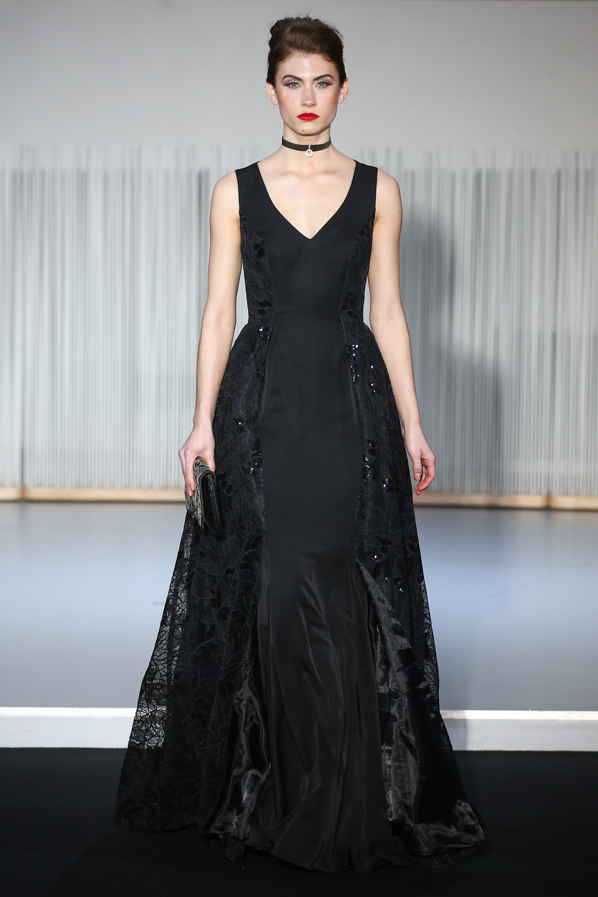 Christophe Guillarme - Defile Collection Automne-Hiver 2017-2018
