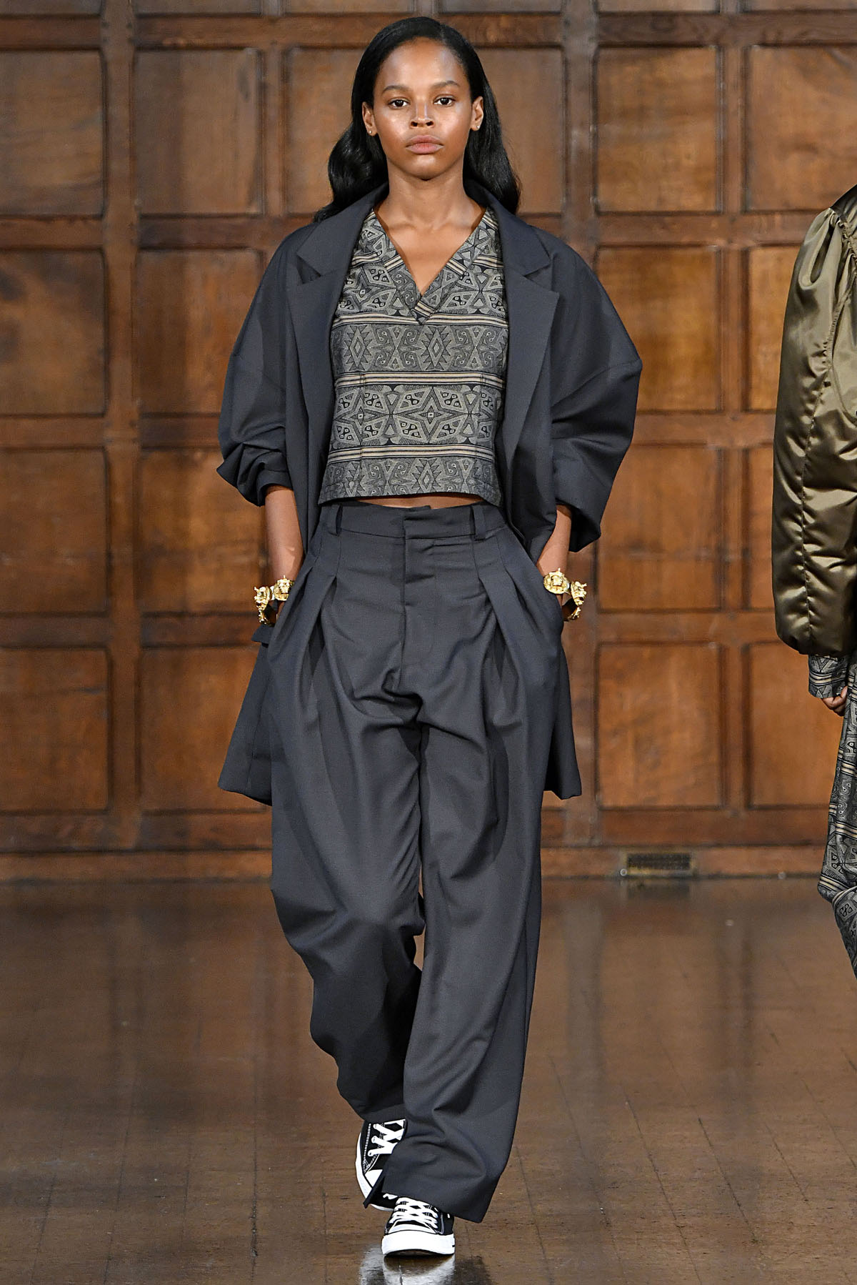 Edward Crutchley London Menswear Spring Summer 2018 London June 2017