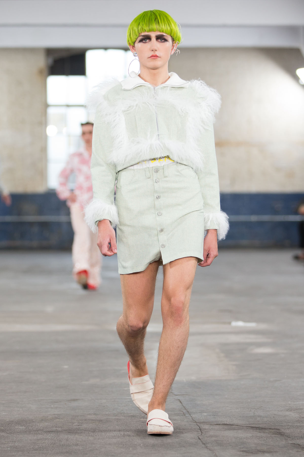 London Fashion Week Mens - MAN SS18