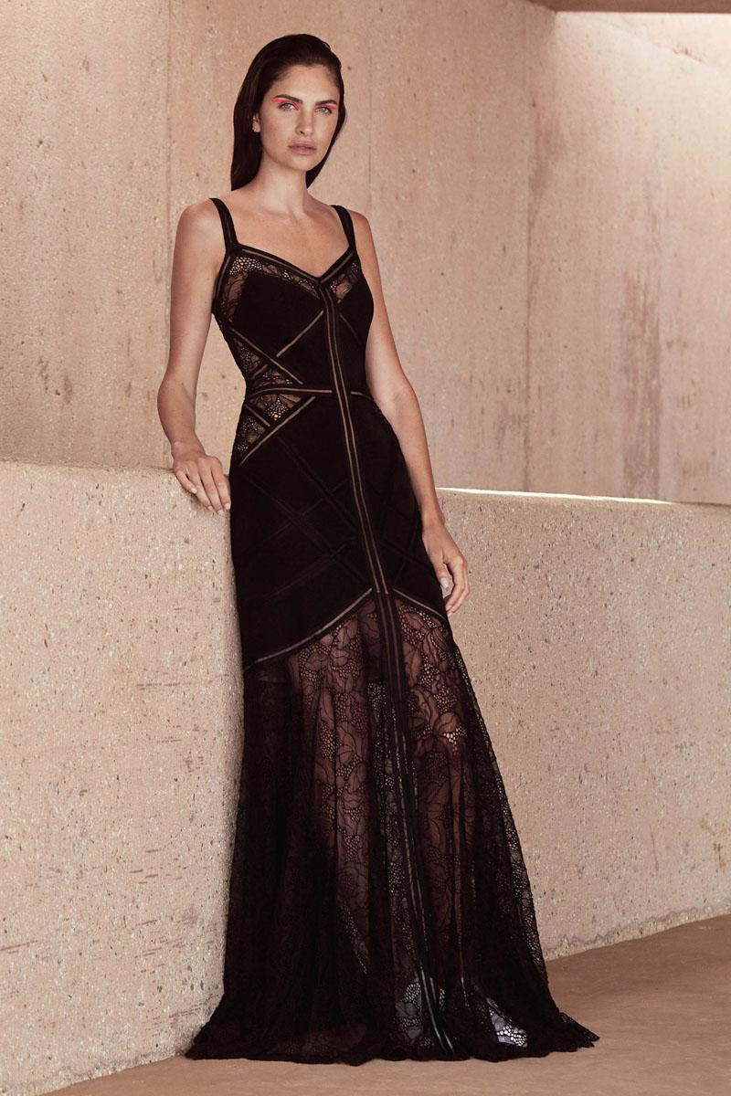 Dark Teal Dress
