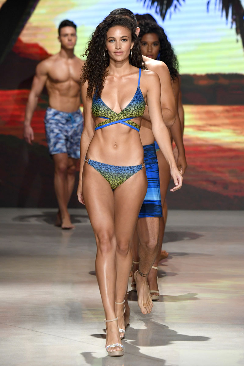 Just Bones Boardwear At Miami Swim Week Powered By Art Hearts Fashion Swim/Resort 2018/19