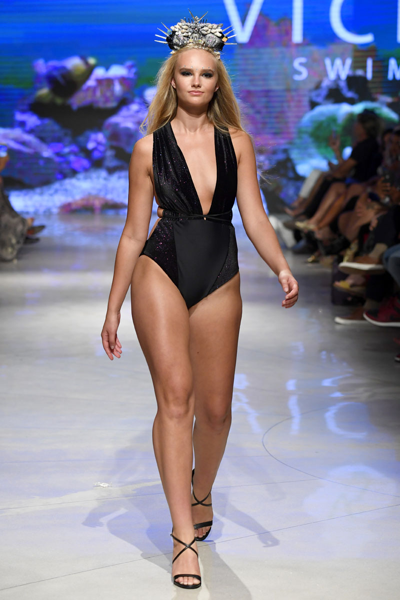 Vichi Swim At Miami Swim Week Powered By Art Hearts Fashion Swim/Resort 2018/19