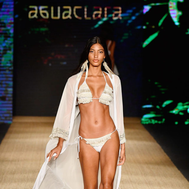 Aguaclara - Runway - Paraiso Fashion Fair