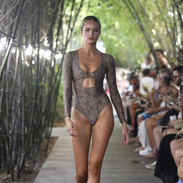 Stone Fox Swim Fall 2018  - Runway - Paraiso Fashion Fair